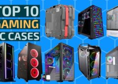 TOP 10 COMPUTER CASES FOR 2020
